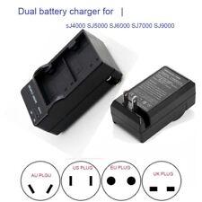 battery charger For SJCAM  DVR DV SJ7000 SJ8000 SJ9000 SJ4000 SJ5000 SJ6000  F68