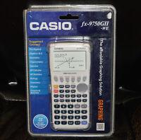 Casio fx-9750GII-WE Graphing Calculator White