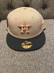 Houston Astros New Era Fitted 7 3/4