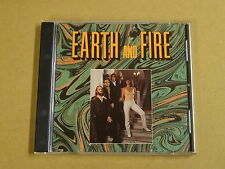 CD / EARTH AND FIRE ‎– SONG OF THE MARCHING CHILDREN / ATLANTIS