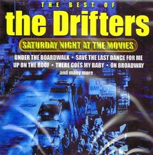 MUSIK-CD NEU/OVP - The Drifters - The Best Of - Saturday Night At The Movies