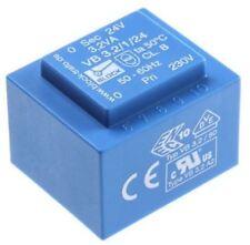 24V ac 1 Output Through Hole PCB Transformer, 3.2VA