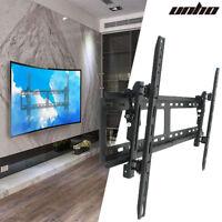 "Flat/ Curved UHD ULED TV Wall Mount Tilt Bracket 32"" 40 42 48 50 55 60 65 70 75"""