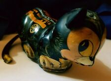 Vintage Marx Figaro Pinocchio Cat Walt Disney Wind Up Tin Litho Toy
