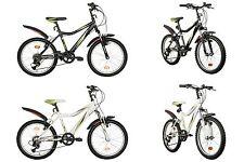 20 Zoll Mountainbike Shimano Kinderfahrrad Kinderrad Fahrrad von Clamaro