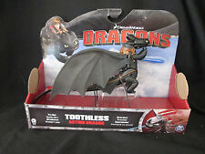 HOW TO TRAIN YOUR DRAGON TOOTHLESS  - ACTION DRAGON -  Action Figure - NEW -