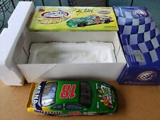 BOBBY LABONTE #18 INTERSTATE BATTERIES NASCAR RACERS 1999 PONTIAC - 1:24 DIECAST