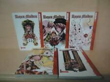 PEACH-PIT - LOT OF 5 BOOKS - ENGLISH MANGA - ROZEN MAIDEN - BOOKS 1,4-6,8