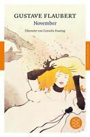 November von Gustave Flaubert (2010, Taschenbuch)