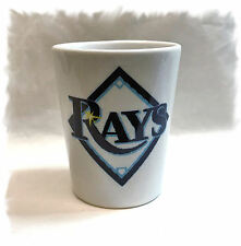 Tampa Bay Rays Ceramic Shot Glass