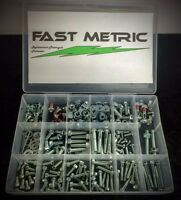 250pc Kawasaki KXF Bolt Kit KXF250 KXF450 KX250F KX450F engine frame body fasten