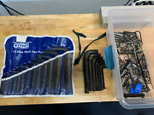 Allen Wrench Hex Key Set Lot