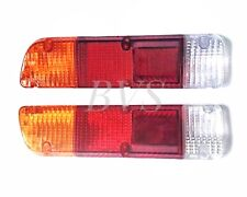 REAR TAIL LIGHT LENS PAIR For 72-79 Nissan Datsun 620 UTE J15 1500 Pickup