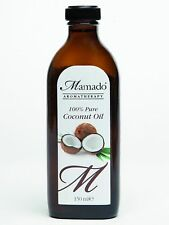 MAMADO NATURAL COCONUT OIL FOR SKIN MOISTURISER & HAIR GROWTH 150ml