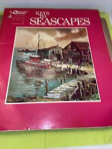KEYS To seascapes Painting Instruction BOOK