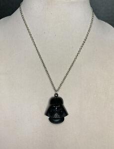 Darth Vader pendant necklace Star Wars 1977