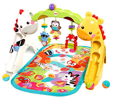Newborn Toddler Gym Play Mat Fun Boy Girl Baby Gift Developmental Activities Toy