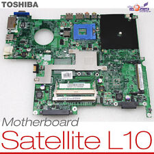 Motherboard toshiba satellite pro l10 a000001170 Board portátil placa madre 040