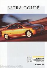 Opel Innovationsquelle DTI Prospekt 9/00 Dieselmotoren brochure 2000 Auto PKWs