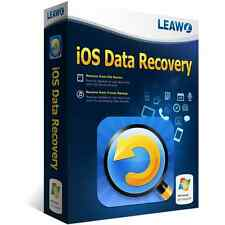 Leawo iOS Data Recovery, Recover lost deleted files,photos from iPod/iPad/iPhone