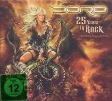 Doro - 25 years in ROCK (LIVE) - CD