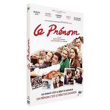 DVD *** LE PRENOM *** avec Patrick Bruel, Valérie Benguigui ( neuf sous blister)