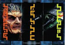BABYLON 5 SEASON 2 MINI POSTER CARD 9 OF 10