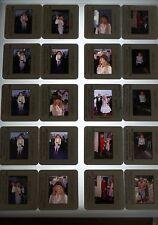 LORETTA SWIT MASH  LOT OF COLOR 35MM SLIDE TRANSPARENCY PHOTO #