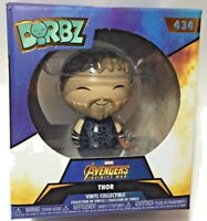 FUNKO Dorbz Marvel Avengers Infinity War THOR #434 3.5in Vinyl Figure NEW
