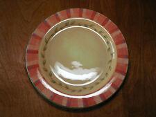 Pfaltzgraff PARISIAN FRUIT Yellow Square Dinner Plate 8289495