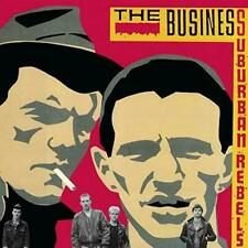 The Business Suburban Rebels LP 1983/2018 MINT Vinyl