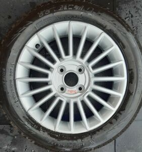 """VW UP UP! 15"""" ALLOY WHEEL AND TYRE X1 FULL SIZE SPARE"""