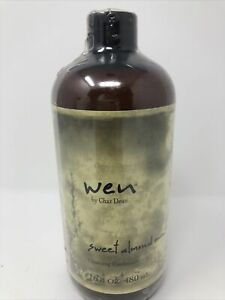 Wen by Chaz Dean Sweet Almond Mint Cleansing Conditioner 16 Oz Without Pump NEW