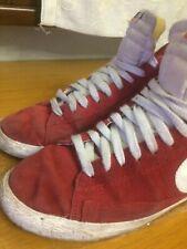 Nike Blazer taglia 43 EU (9.5) rosse