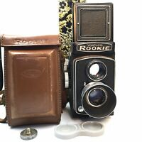 [TOP MINT] Yashica ROOKIE TLR CAMERA 6x6 lens Yashimar 3.5 80mm from JAPAN