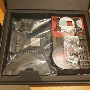 Asus Crosshair VI Hero + Ryzen 7 1800X + 16GB Corsair Vengeance 3200mhz COMBO