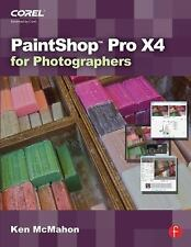 PaintShop Pro X4 for Photographers-ExLibrary