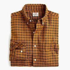 J1032 J. Crew Slim American Pima Cotton Oxford Shirt Mech Stretch, XS NEW $69