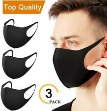 3PC | Washable | Reusable | Mouth Cover | Face Cover | Virus Protection | ⭐UK ⭐
