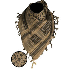 Stars Shemagh Military Army Tactical Neck Arab Scarf Scrim Headscarf Coyote