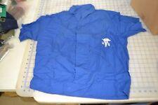 caduceus USA medical blue summer weight size MEDIUM hospital suit