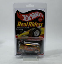 Hot Wheels Real Riders Volkswagen Drag Bus 2008 Series 7 (809)