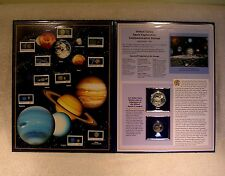 New listing U.S. Space Exploration Coin & Stamp Commemorative Collection