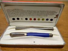 Delta ITALY MiniTrend Fountain Pen Excellent Conditon