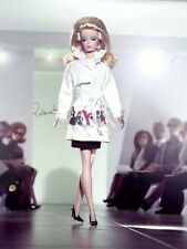 TRENCH SETTER BARBIE DOLL, THE FASHION MODEL COLLECTION, B3442, 2003, NRFB