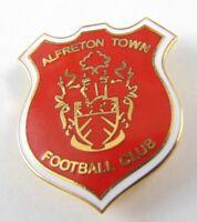 Alfeton Town F.C Football Club Pin Badge - Non League Football clubs
