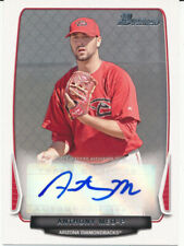2013 Bowman Anthony Meo Auto Autograph Card #BPA-AM  Arizona Diamondbacks