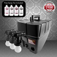 Maximist Pro TNT Spray Tanning Machine + OMG Tan Solution 4 x 250ml