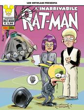 Fumetto - Panini Comics - L'Inarrivabile Rat-Man - Leo Ortolani - Nuovo !!!