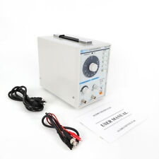 10hz 1mhz Low Frequency Audio Signal Generator Signal Source Withpower Cord Clip